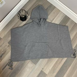 Lululemon All In A Day Hooded Poncho